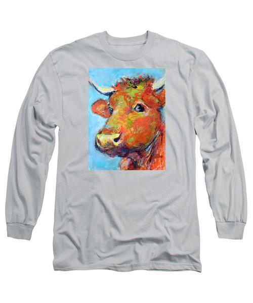 Ginger Horn Long Sleeve T-Shirt
