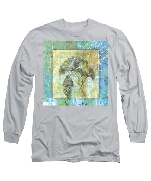 Ginkgo Spa 1 Long Sleeve T-Shirt