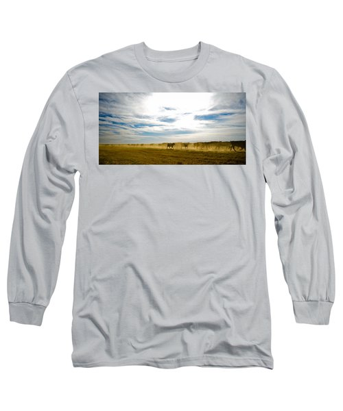 Git Along Long Sleeve T-Shirt