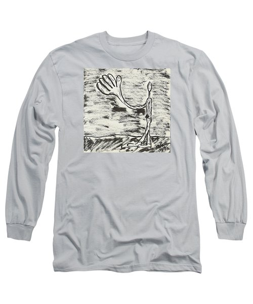 Give Me A Hand Long Sleeve T-Shirt