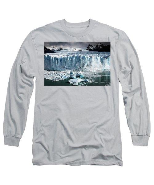 Glaciar 003 Long Sleeve T-Shirt