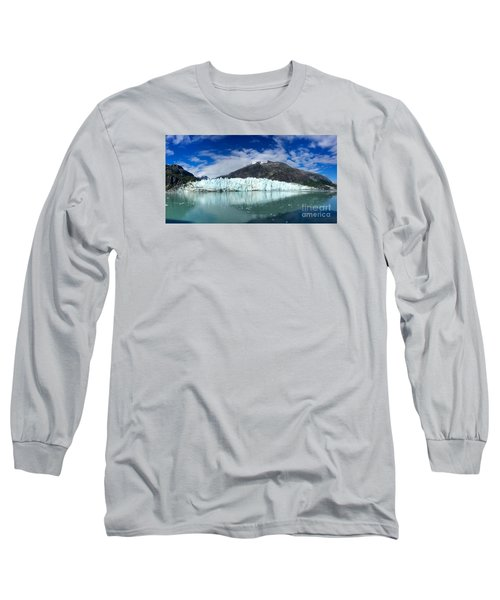 Long Sleeve T-Shirt featuring the photograph Glacier Bay by Sean Griffin