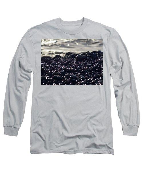 Glistening Rocks Long Sleeve T-Shirt
