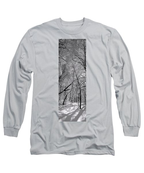 Glowing Forest, Knoch Knolls Park, Naperville Il Long Sleeve T-Shirt