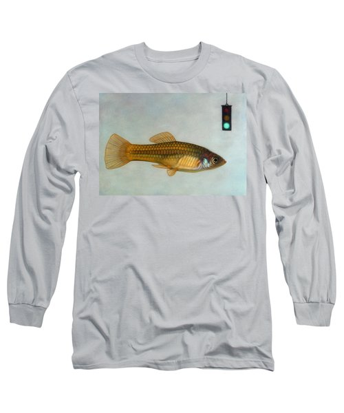 Go Fish Long Sleeve T-Shirt