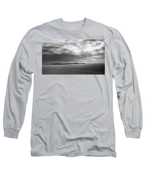 Goat Island Light, Cape Porpoise, Maine Long Sleeve T-Shirt