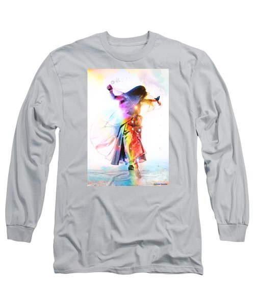 God Colors Long Sleeve T-Shirt