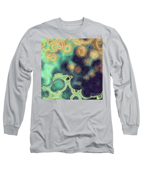 God's Original Purpose. Colossians 1 15 Long Sleeve T-Shirt by Mark Lawrence