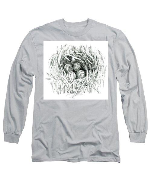 Godwit Nest Long Sleeve T-Shirt