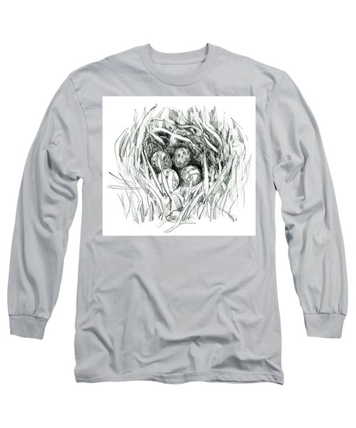 Godwit Nest Long Sleeve T-Shirt