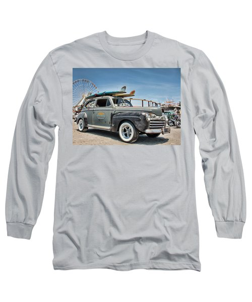 Going Surfing Long Sleeve T-Shirt