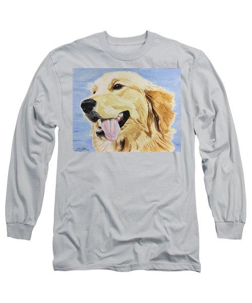 Golden Day Long Sleeve T-Shirt