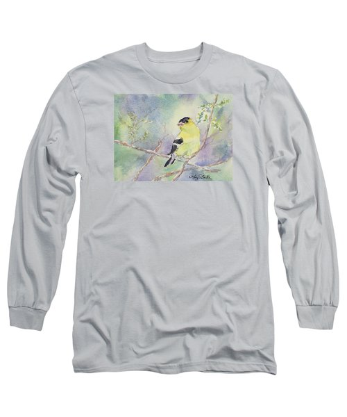 Golden Glow Long Sleeve T-Shirt