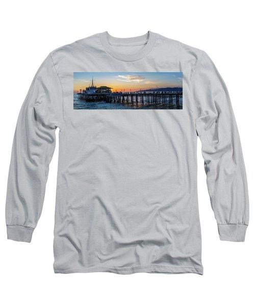 Golden Hour - Panorama Long Sleeve T-Shirt