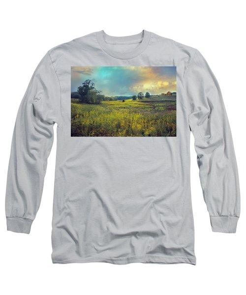 Golden Meadows Long Sleeve T-Shirt