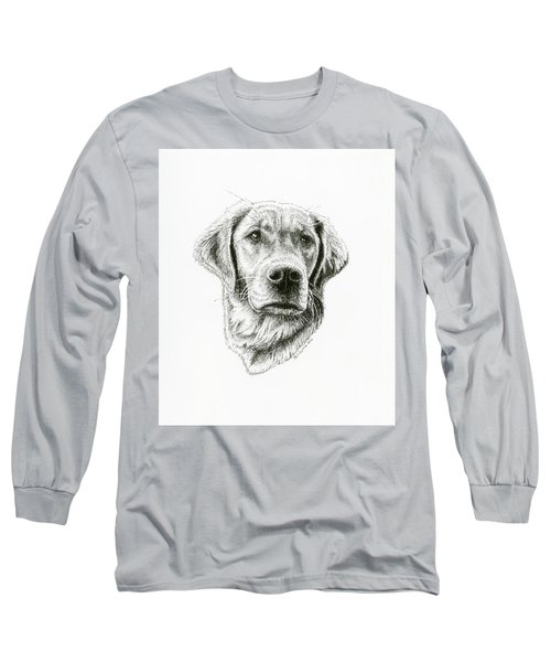 Golden Retriever Bliss Long Sleeve T-Shirt