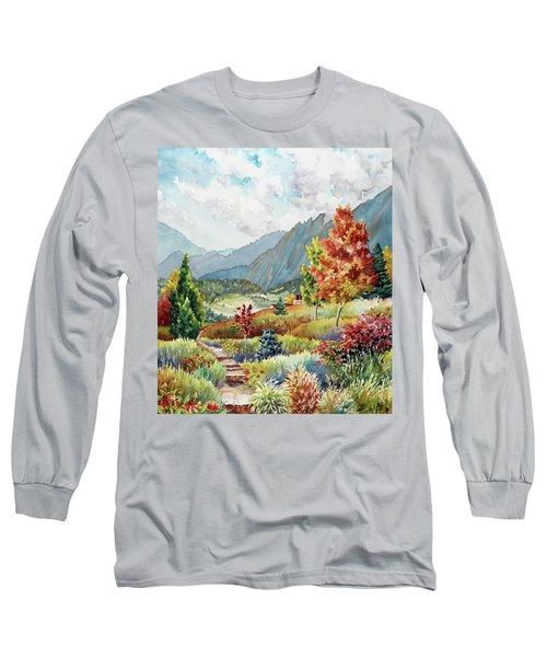 Golden Trail Long Sleeve T-Shirt