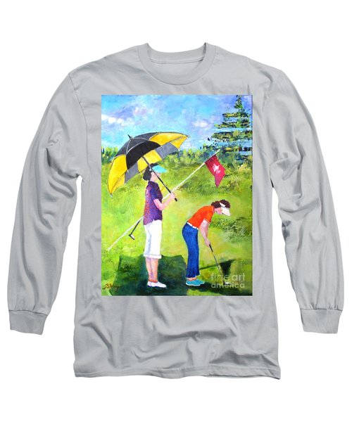 Golf Buddies #3 Long Sleeve T-Shirt