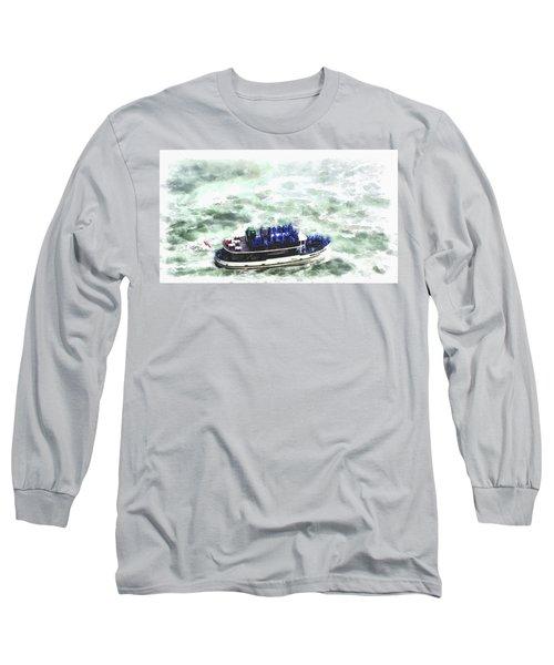 Maid Of The Mist Long Sleeve T-Shirt