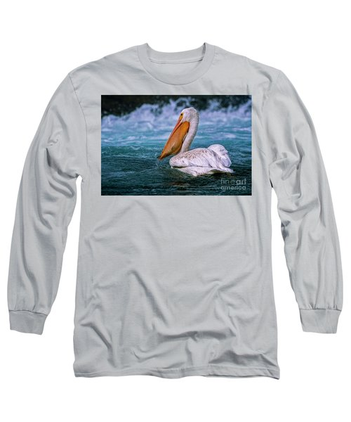 Gone Fishin' Long Sleeve T-Shirt