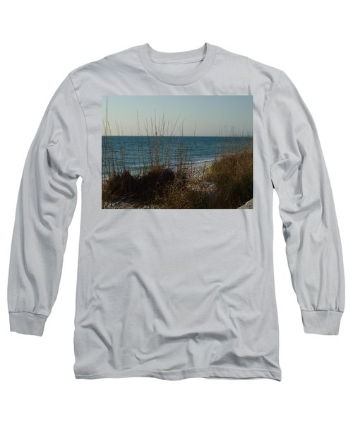 Long Sleeve T-Shirt featuring the photograph Goodbye Cruel World by Robert Margetts