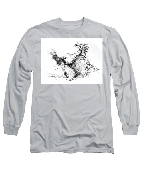 Government Horse Long Sleeve T-Shirt