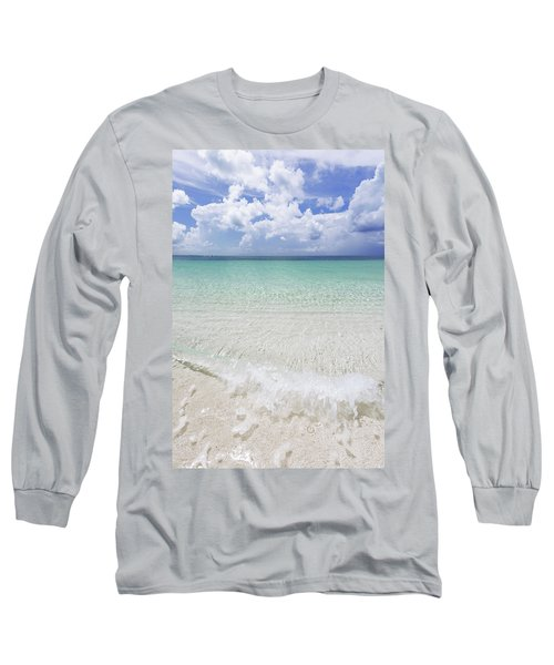 Long Sleeve T-Shirt featuring the photograph Grace by Chad Dutson
