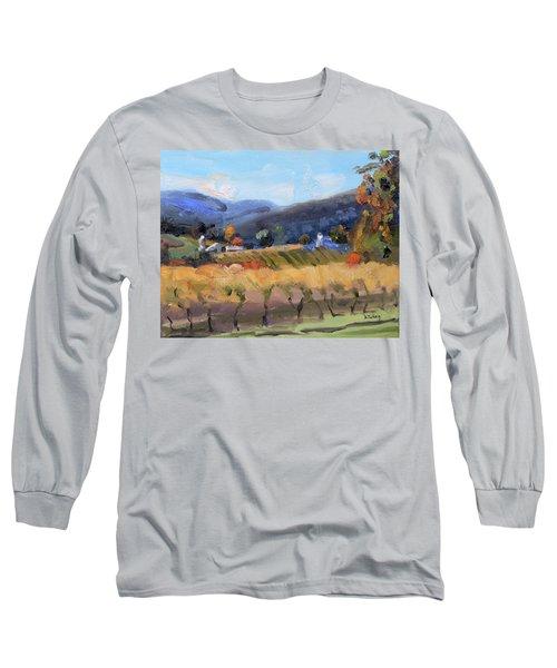 Grace Estate Winery Charlottesville Va Long Sleeve T-Shirt