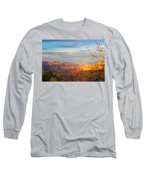Grand Canyon Splendor Long Sleeve T-Shirt