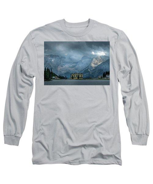 Grand Hotel Misurina Long Sleeve T-Shirt