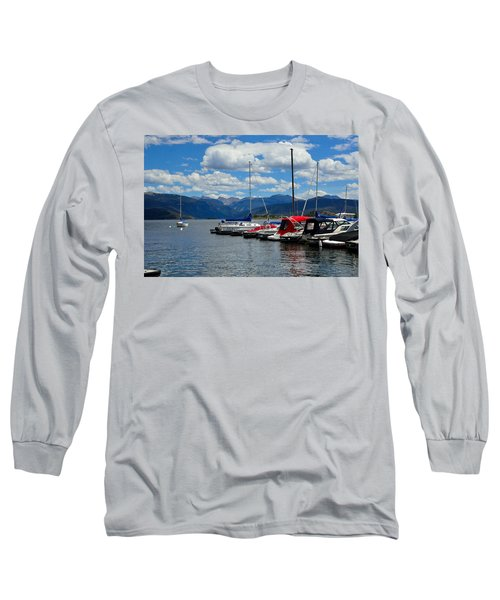 Grand Lake And Indian Peaks Wilderness Long Sleeve T-Shirt
