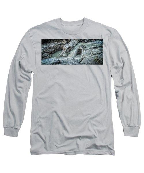 Granite Falls Blues Long Sleeve T-Shirt