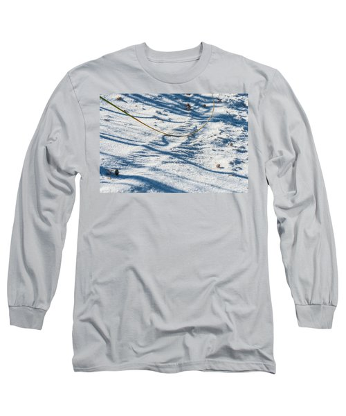 Grass Scapes In The Sand Long Sleeve T-Shirt