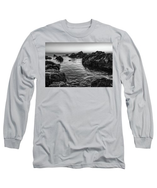 Gray Waters Long Sleeve T-Shirt