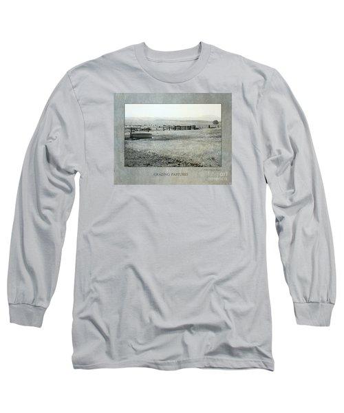 Grazing Pastures Long Sleeve T-Shirt