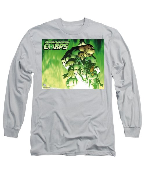Green Lantern Corps Long Sleeve T-Shirt