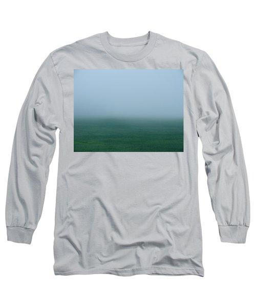 Green Mist Wonder Long Sleeve T-Shirt