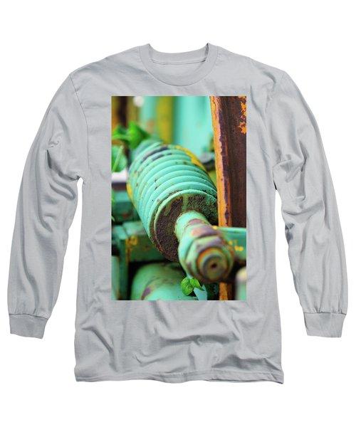 Green Spring Long Sleeve T-Shirt