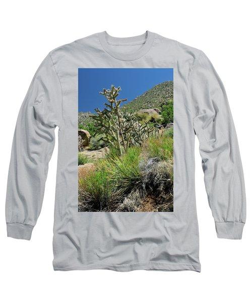 Greening Of The High Desert Long Sleeve T-Shirt