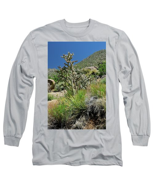 Greening Of The High Desert Long Sleeve T-Shirt