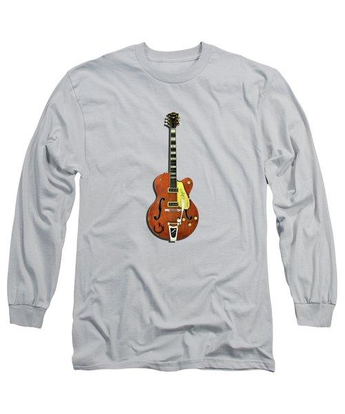 Gretsch 6120 1956 Long Sleeve T-Shirt by Mark Rogan