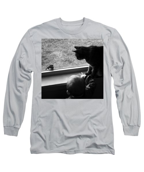 Group Chat Long Sleeve T-Shirt