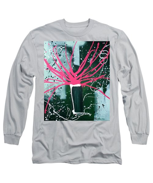 Growing In The City Long Sleeve T-Shirt
