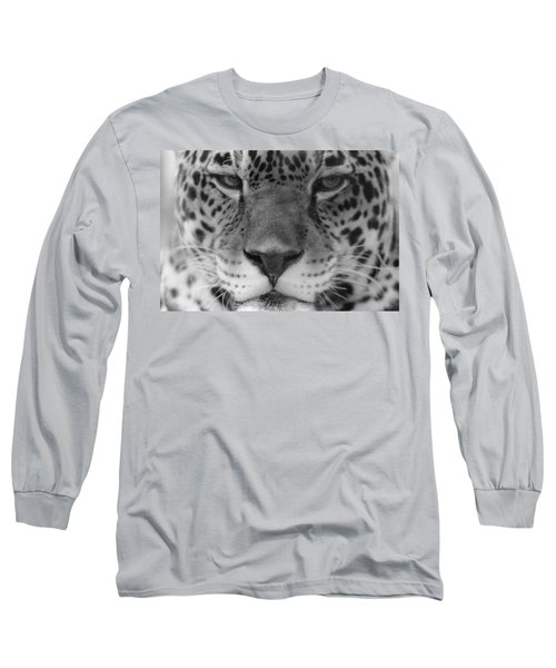 Grumpy Tiger  Long Sleeve T-Shirt