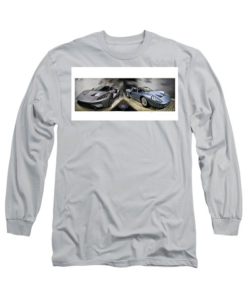 Gt40 Evolution Long Sleeve T-Shirt