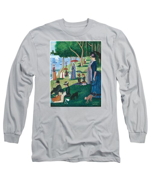 Guadalupe Visits Seuart Long Sleeve T-Shirt
