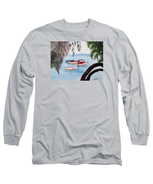 Guanica Bay Long Sleeve T-Shirt