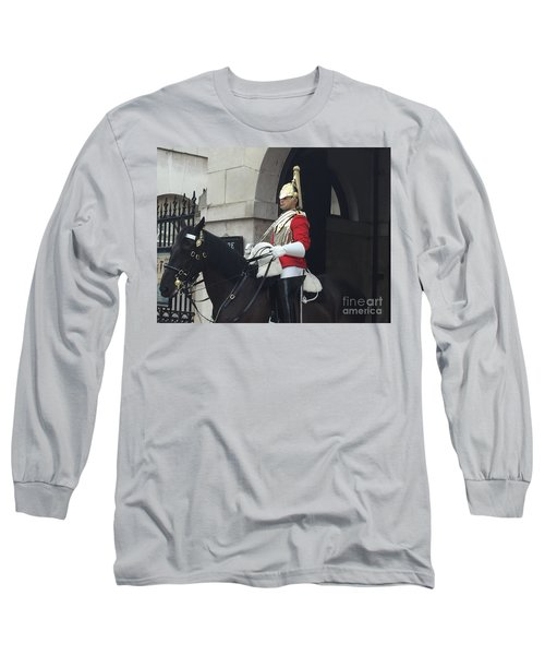 Guard London  Long Sleeve T-Shirt