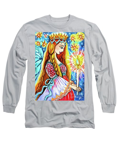 Guardian Mother Of Life Long Sleeve T-Shirt