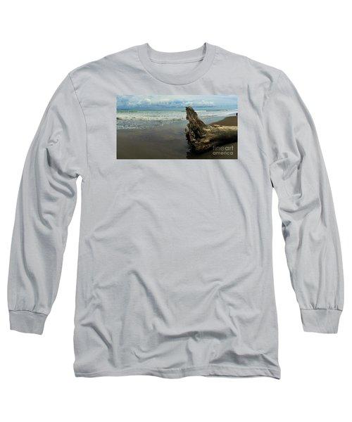 Guarding The Shore Long Sleeve T-Shirt